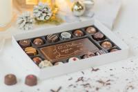 Шоколадный набор «Зимние радости»