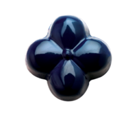 Mona Lisa, «POWER FLOWER» натуральный краситель, синий 50гр
