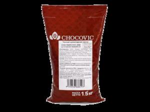 Chocovic, темный шоколад 54,1% пакет 1,5 кг