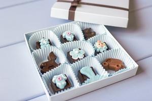 Шоколадный комплимент в честь рождения принца