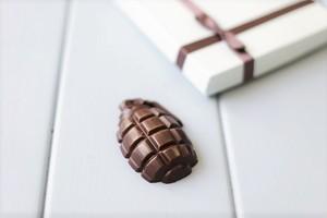 Шоколадная граната