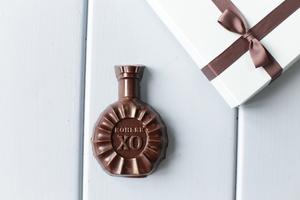 Шоколадный конъяк