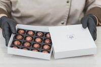 Мастер-класс для продолжающих шоколатье