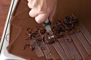 МК для кондитеров «Шоколадный декор»