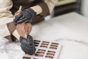 Онлайн-курс «Стань шоколатье»