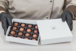 Мастер-класс для продолжающих шоколатье (ДЛЯ ТРОИХ)