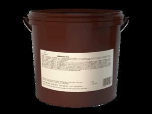 Callebaut, миндально-фундучное пралине, ведро 5кг