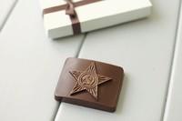 Шоколадная пряжка